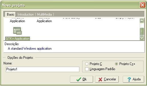 Tutorial de instalação do Dev-C++ com suporte a GTK/GLADE | O BLOG